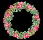 Coroa de flor